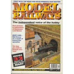 Model Railways 1993 February
