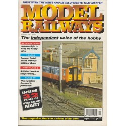 Model Railways 1993 January