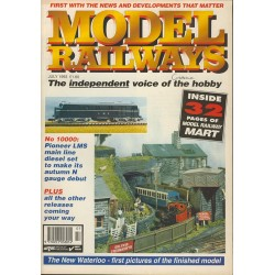 Model Railways 1993 July
