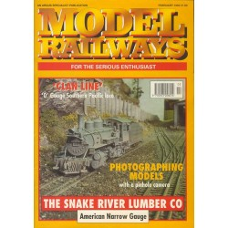 Model Railways 1992 February