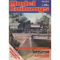 Model Railways 1982 January