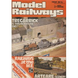 Model Railways 1982 February