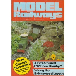 Model Railways 1983 July