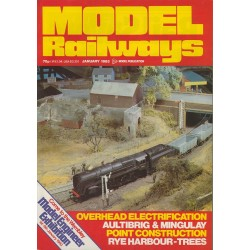 Model Railways 1983 January