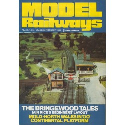 Model Railways 1983 February