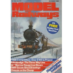 Model Railways 1983 December