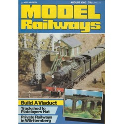 Model Railways 1983 August