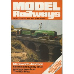 Model Railways 1983 April