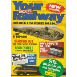 Your Model Railway 1984 October
