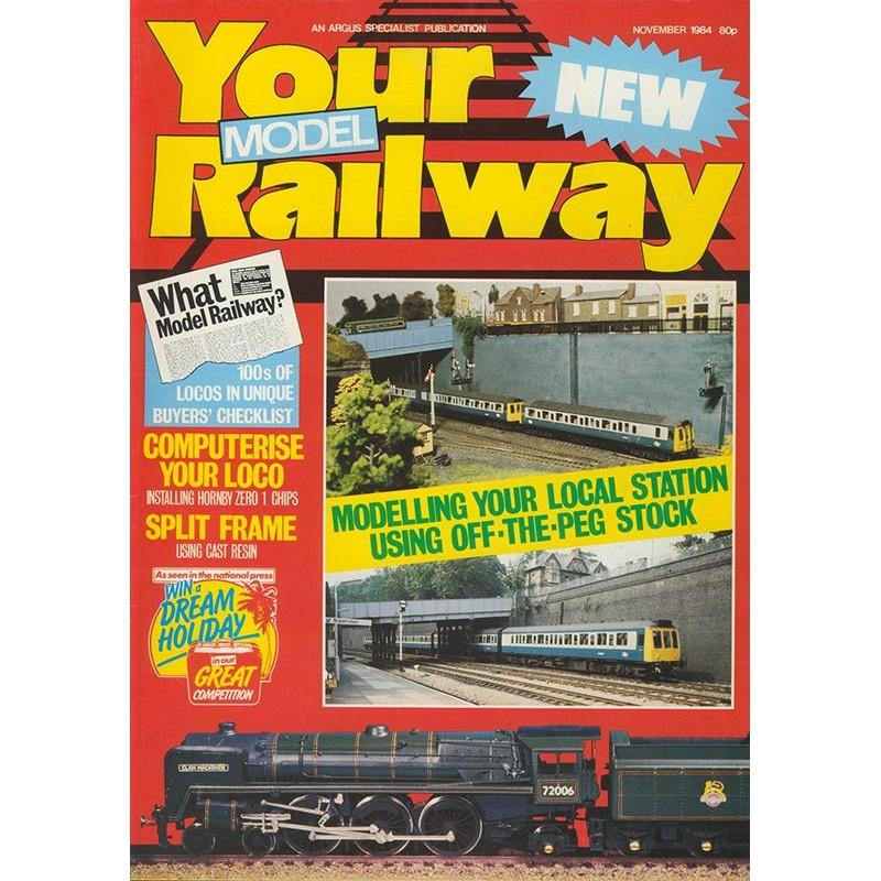 Your Model Railway 1984 November