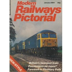 Modern Railways Pictorial 1984 January