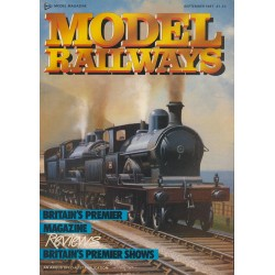 Model Railways 1987 September