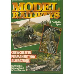 Model Railways 1987 October