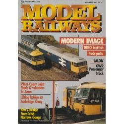 Model Railways 1987 November