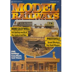 Model Railways 1987 August