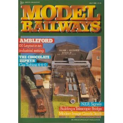Model Railways 1988 July