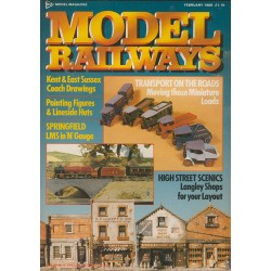 Model Railways 1988 February