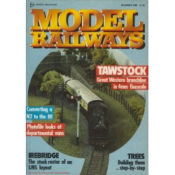 Model Railways 1988 December