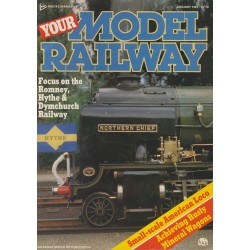 Your Model Railway 1987 January