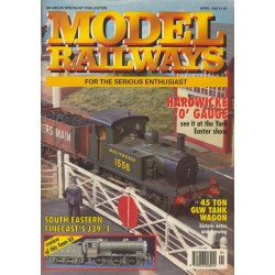 Model Railways 1992 April