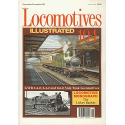 Locomotives Illustrated No.104