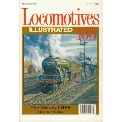 Locomotives Illustrated No.106