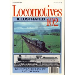 Locomotives Illustrated No.102