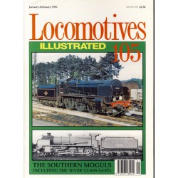 Locomotives Illustrated No.105