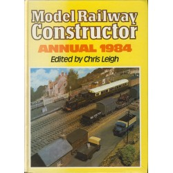 Model Railway Constructor Annual 1984