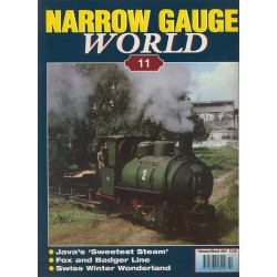 Narrow Gauge World No.11 2001 Feb/Mar