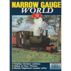 Narrow Gauge World No.12 2001 Apr/May