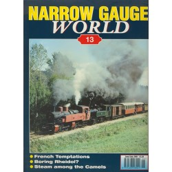 Narrow Gauge World No.13 2001 Jun/Jul