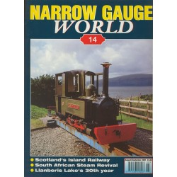 Narrow Gauge World No.14 2001 Aug/Sep