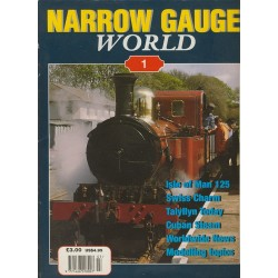 Narrow Gauge World No.1 1999 March