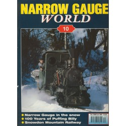 Narrow Gauge World No.10 2000 Dec/ 2001 Jan