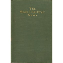 Model Railway News 1926 Bound Volume