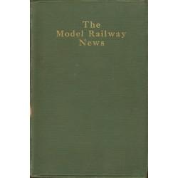Model Railway News 1926 Bound Volume