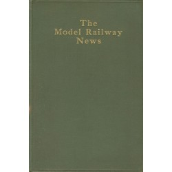 Model Railway News 1928 Bound Volume
