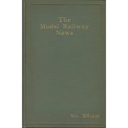 Model Railway News 1936 Bound Volume