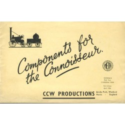 CCW Productions catalogues