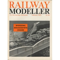 Railway Modeller 1970 February