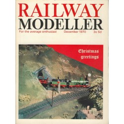 Railway Modeller 1970 December