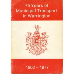 75 years of Municipal Transport in Warrington
