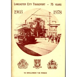 Lancaster City Transport 75 Years