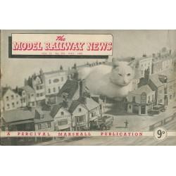 Model Railway News 1949 May