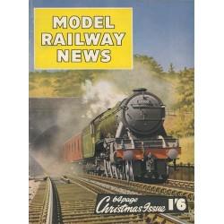 Model Railway News 1958 December