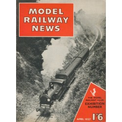 Model Railway News 1957 April