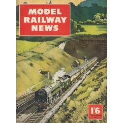Model Railway News 1957 December