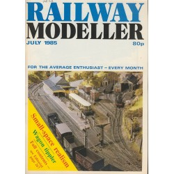 Railway Modeller 1985 July