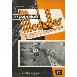 Railway Modeller 1950 August/September